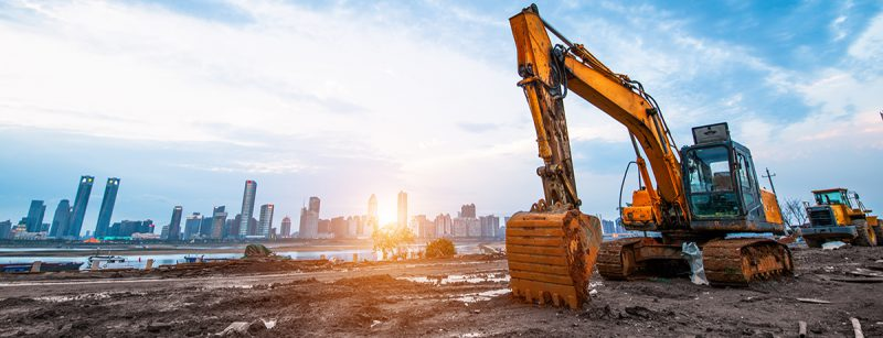 The 5 Most Popular Types of Construction Equipment